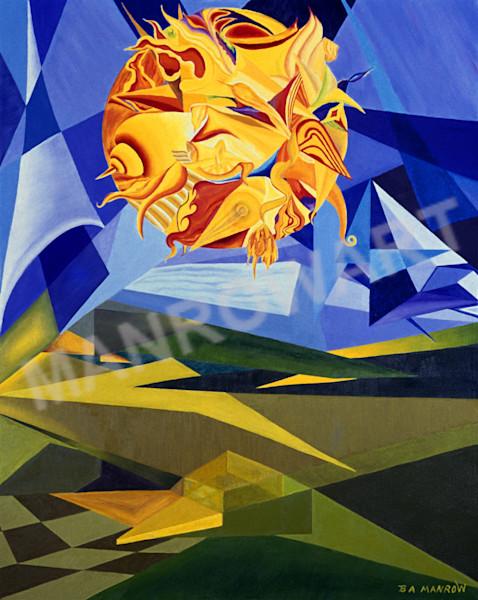 La Linda Luz Del Dia Art | Brandon Manrow Fine Art