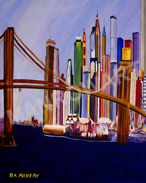 New York City Art | Brandon Manrow Fine Art