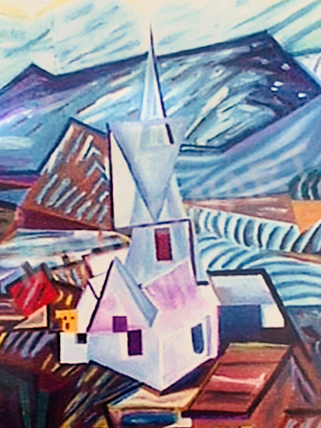 Church Art | Brandon Manrow Fine Art