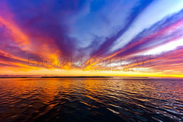 Beach Panoramic & Sunsets