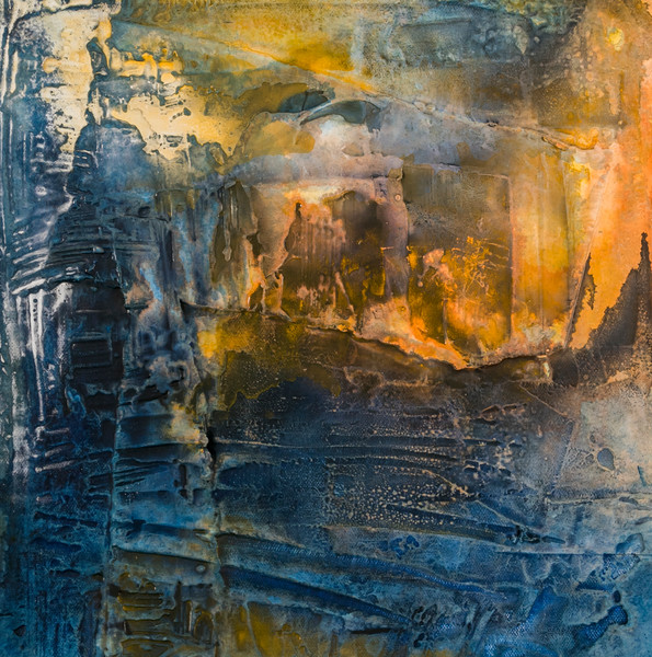 Brighter Day 2 | Painting by Lucy Ghelfi | For Sale