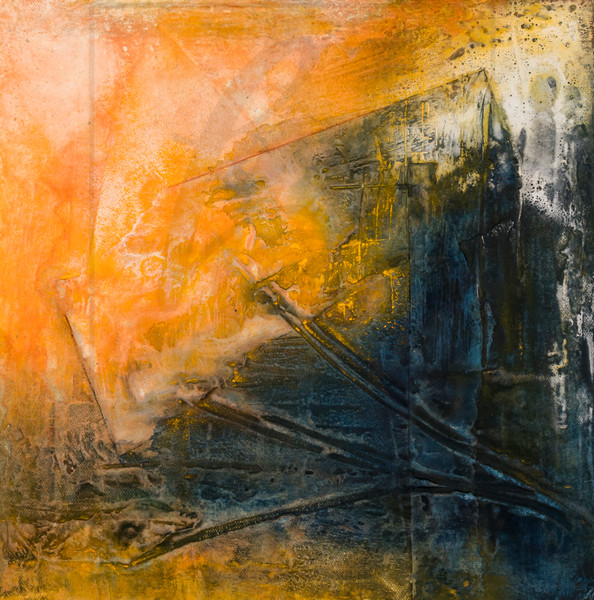 Brighter Day 1 | Painting by Lucy Ghelfi | For Sale