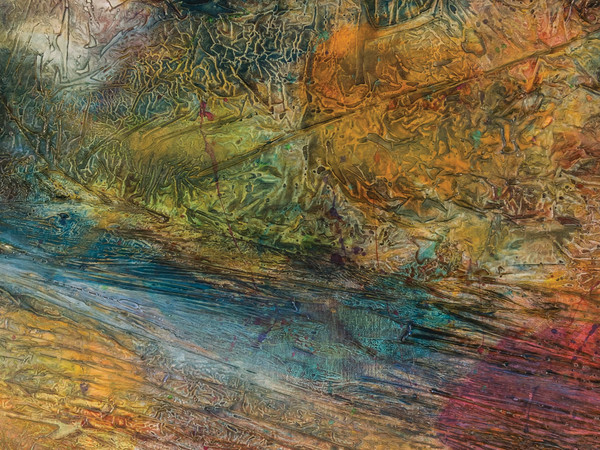 Dream of Stillness | Painting by Lucy Ghelfi | For Sale