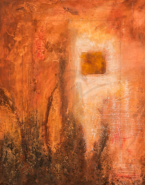 Intervallic 2 | Abstract Painting by Lucy Ghelfi | For Sale