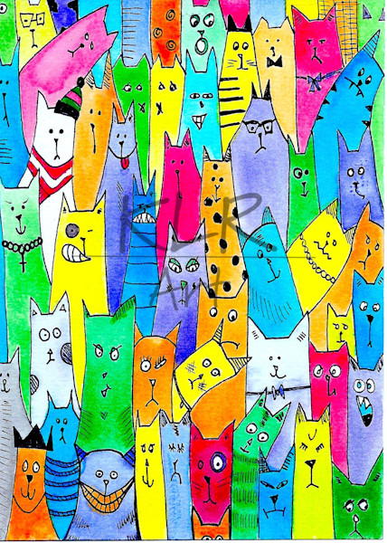 Party O' Cats
