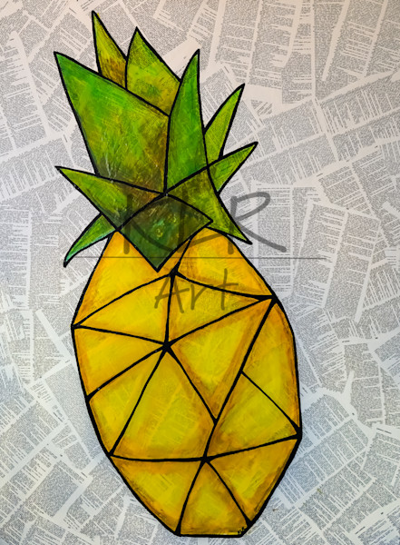Hala Kahiki, Pineapple