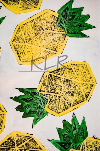 Pineapple Falling