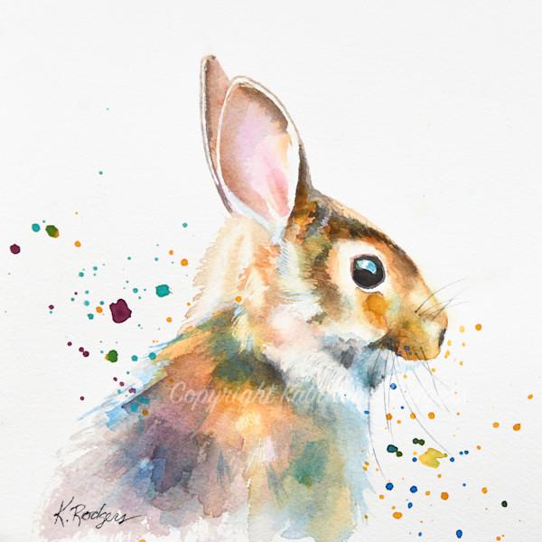 Hoppy Spring Art | Katherine Rodgers Fine Art