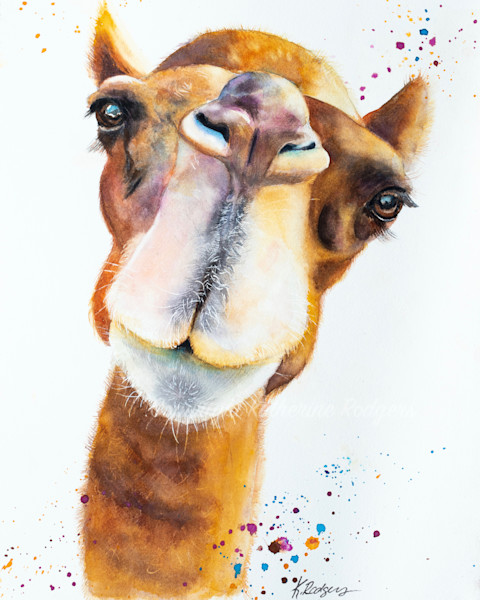 The King's Camel Art | Katherine Rodgers Fine Art