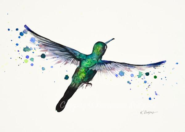The Cuban Emerald Art | Katherine Rodgers Fine Art