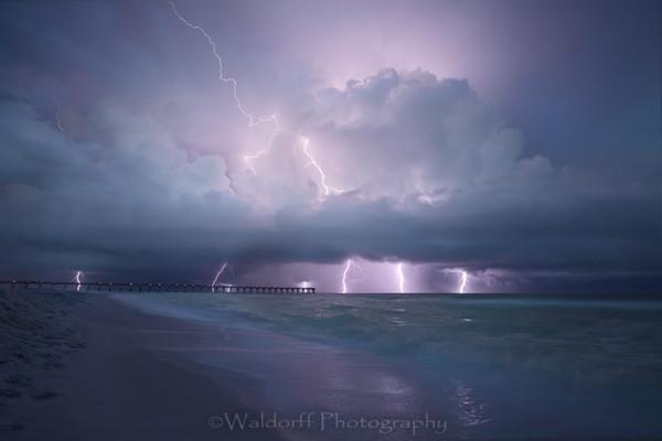 Lightning Volley