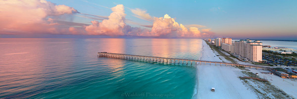 New Releases of Florida's Emerald Coast Photographs - Fine Art Prints on Canvas, Paper, Metal, & More | by Jeff Waldorff