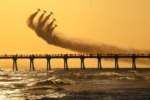 Blue Angels | Navarre Beach, FL