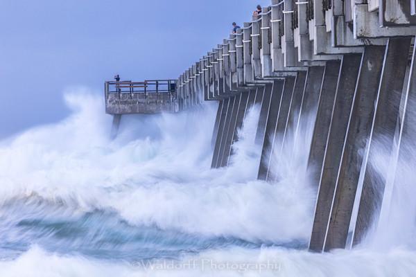 Ida's Waves #2 Photography Art | Waldorff Photography