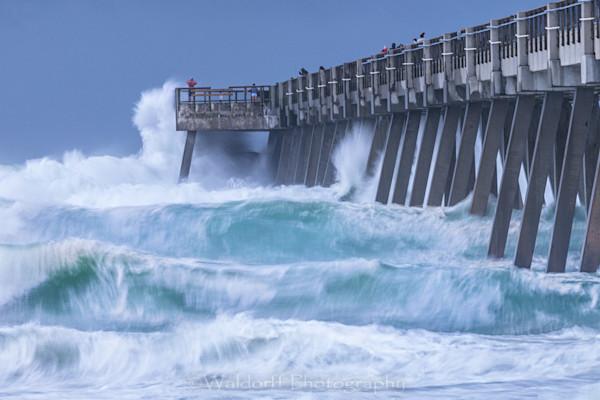 Ida's Waves #1 Photography Art | Waldorff Photography