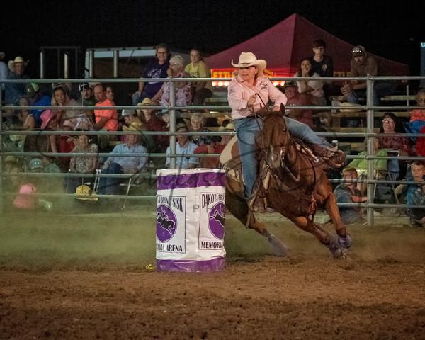 Dakota Bronc Sisk Rodeo 7055 Edit Output Art | dougbusby