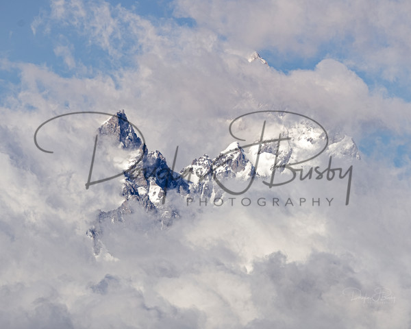 Tetons 2020  5203 Edit Art | dougbusby