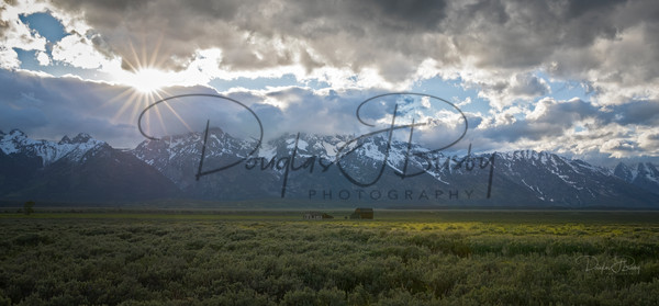 Tetons 2020  2587 Edit Art | dougbusby