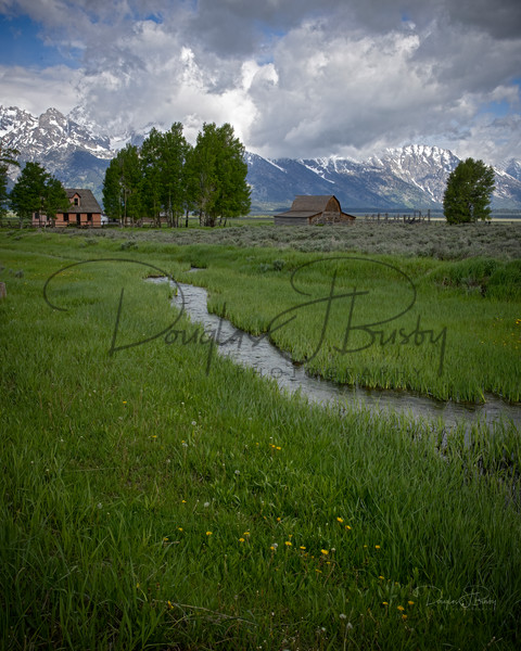 Tetons 2020 2134 Edit Art | dougbusby