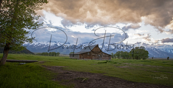 Tetons 2020 2818 Edit Art | dougbusby