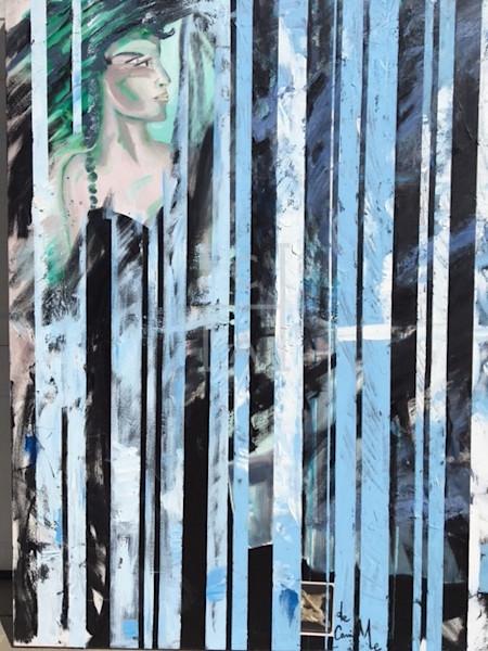 Voyeur' High Quality Giclee Print Art