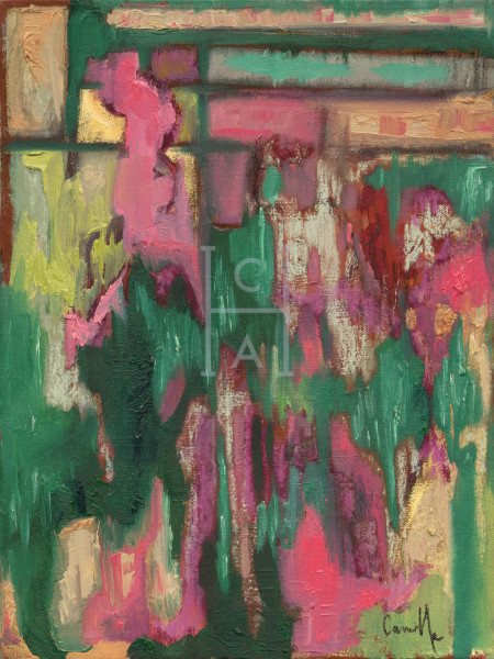 Color Abstract de Camille High Quality Giclee Print Art