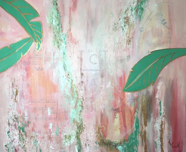 Vogue Palm de Camille High Quality Giclee Print Art