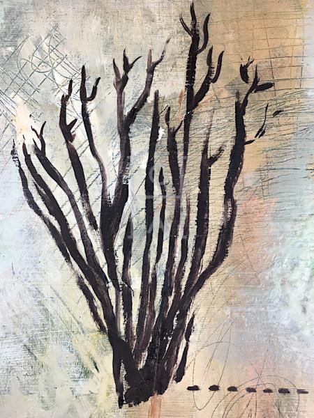 Eve Flora Coral de Camille High Quality Giclee Print Art