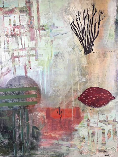 Eve Flora de Camille High Quality Giclee Print Art