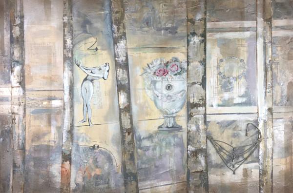 Silver Screen Idol de Camille High Quality Giclee Print Art, Cool Art House