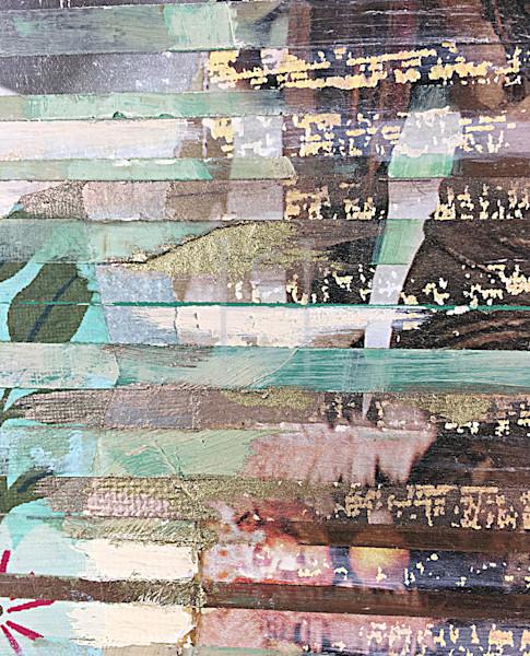 Seated Buddha Stripes de Camille High Quality Giclee Print Art, Cool Art House