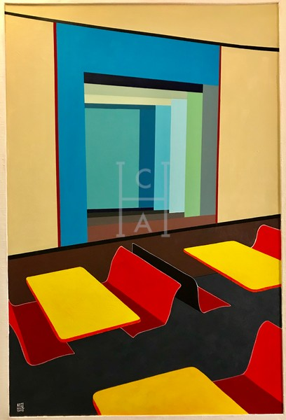 Burger Joint by Arthur High Quality Giclee Print Art, Cool Art House