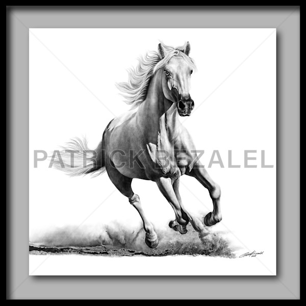 Faithful and True (Fine Art Print With Frame) - Prices in US$