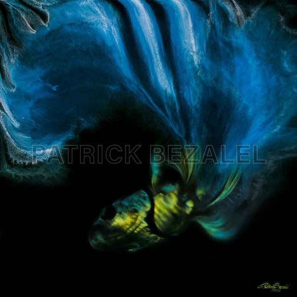 Betta Fish Blue (Diasec™ Print)  Art   Patrick Bezalel Pte Ltd