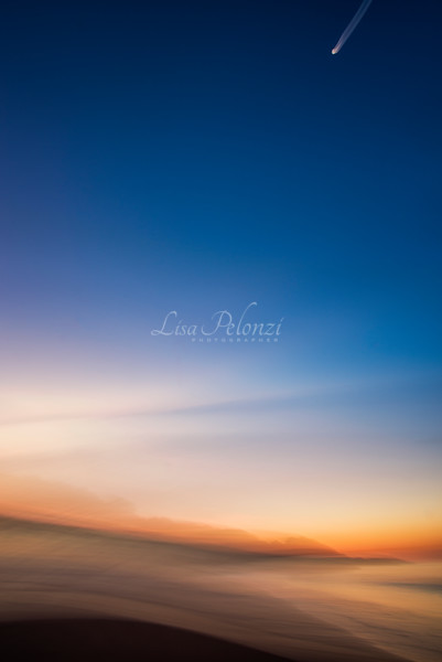 Comet Moon  Photography Art | lisa pelonzi photographer