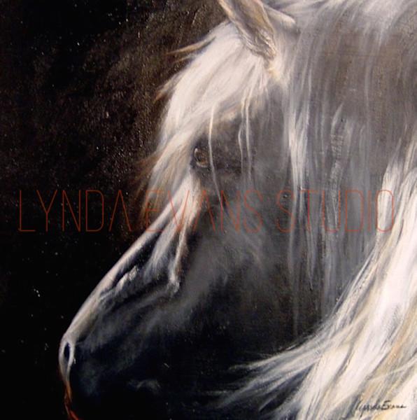 Winter's Wait Art   Lynda Evans Studio