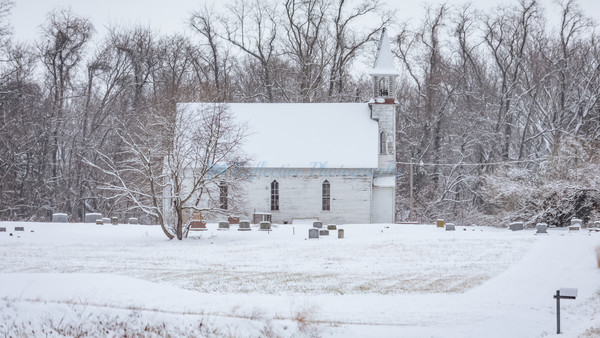 Winter Peace. Photograph by M F Gladu. Kent County MD