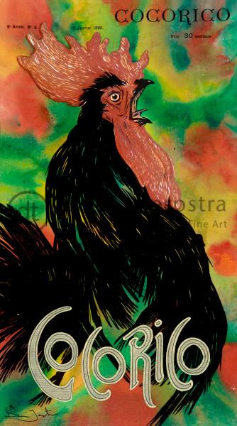 Cocorico Art | Darren Terpstra Artist