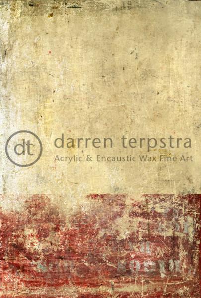 A Travelin' Fool Horizon Version (Left Panel) Art | Darren Terpstra Artist