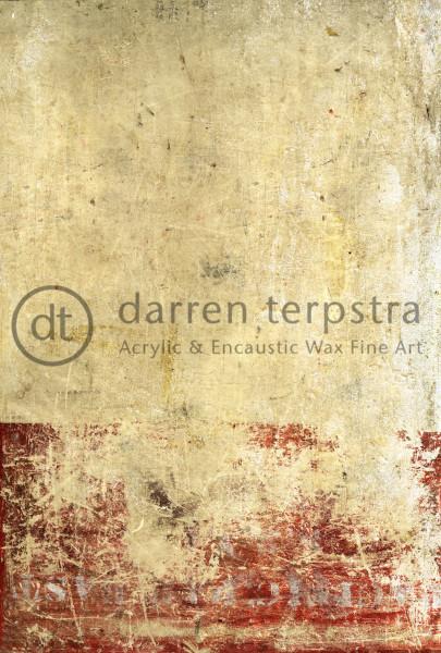 A Travelin' Fool Horizon Version (Right Panel) Art | Darren Terpstra Artist