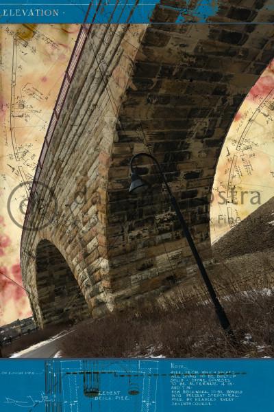 Stone Arch: Elevation Art | Darren Terpstra Artist