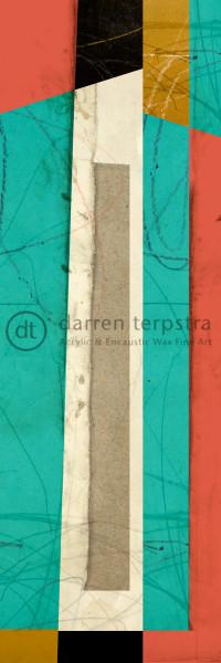 Recycled Rhythms (Left Side) Art | Darren Terpstra Artist