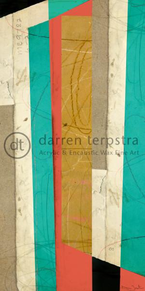 Recycled Rhythms (Right Side) Art | Darren Terpstra Artist