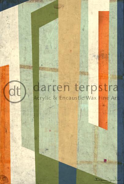 Recycled Rhythms #2 Art | Darren Terpstra Artist