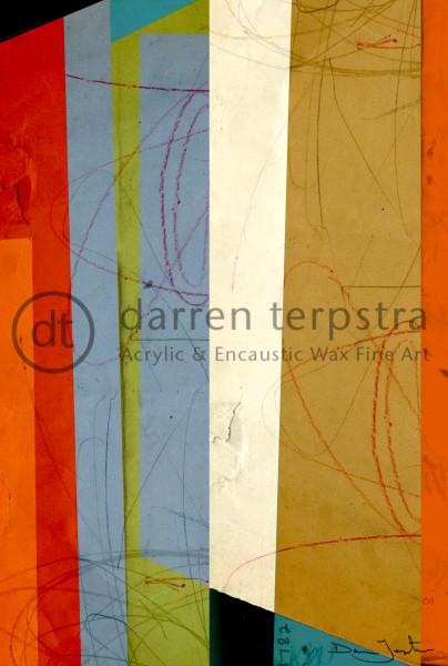 Recycled Rhythms #3 Art | Darren Terpstra Artist