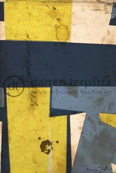 Recycled Rhythms #4 Art | Darren Terpstra Artist