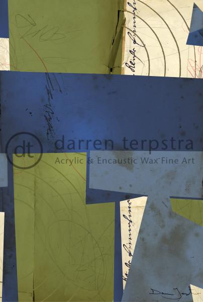 Recycled Rhythms #6 Art | Darren Terpstra Artist