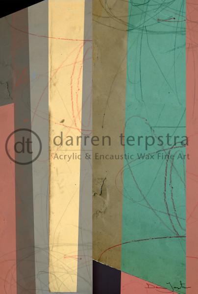 Recycled Rhythms #7 Art | Darren Terpstra Artist
