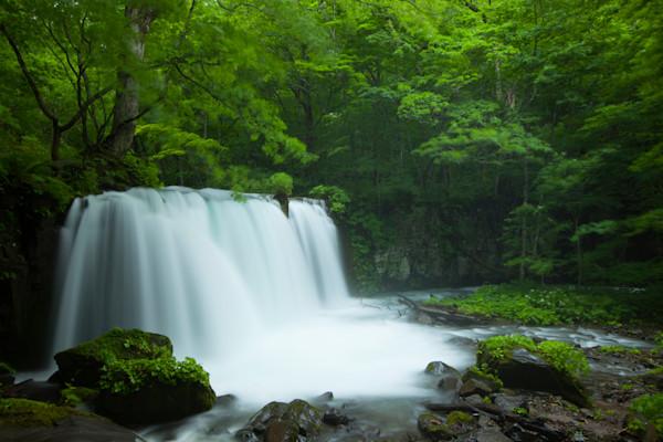 Oirase Choushi Ootaki (Big Falls)
