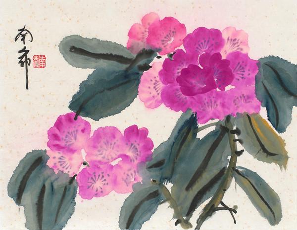 China Brush Series